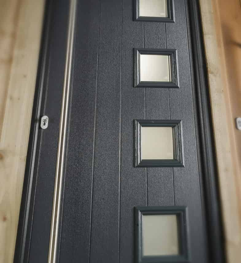 Composite Front Door Kent