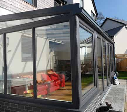 lean-to conservatory Chatham