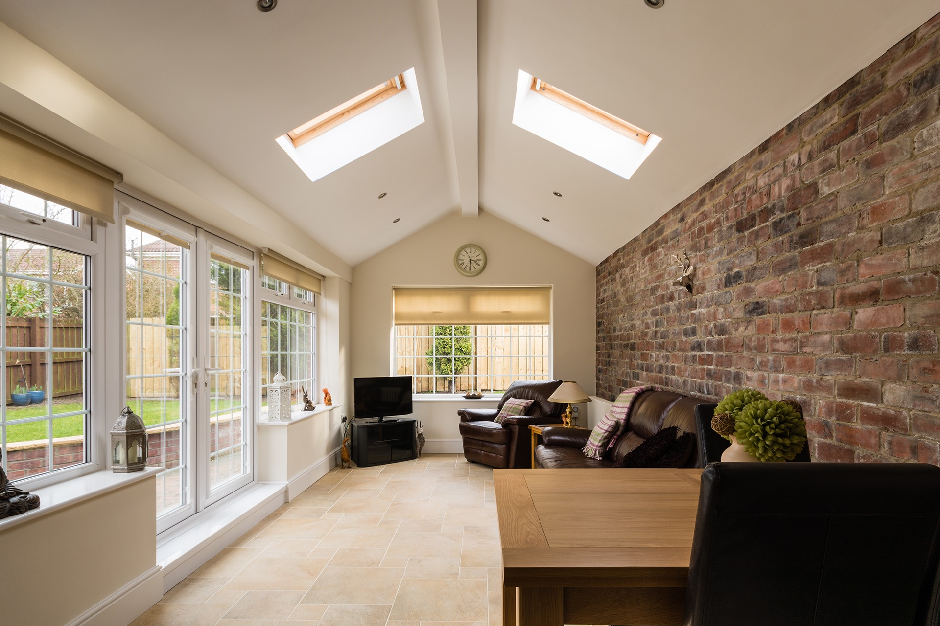 solid roof orangery Maidstone